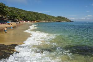 Joao Fernandes Beach, Buzios, Rio De Janeiro State, Brazil, South America by Gabrielle and Michel Therin-Weise