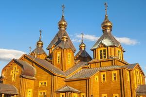 Orthodox Cathedral of the Holy Trinity by Gabrielle and Michel Therin-Weise