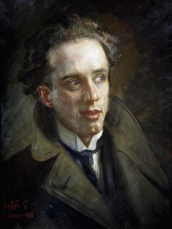 Portrait of Ferruccio Cambi