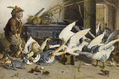 Uninvited Guests by Gaetano Chierici