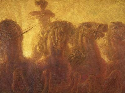 The Chariot of the Sun or Triumph of Commerce, 1907