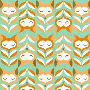 Fox Leaves by Gaia Marfurt