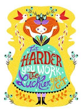 Hard Work by Gaia Marfurt