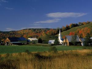 Country Village, East Corinth, VT by Gail Dohrmann