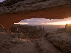 Sunrise, Mesa Arch, Canyonlands, UT by Gail Dohrmann