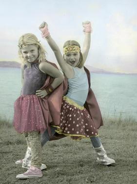 Super Heros by Gail Goodwin