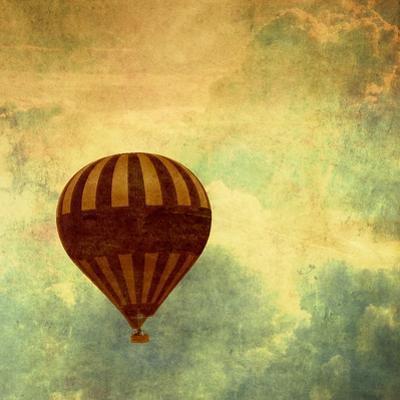 Air Balloon Ride by Gail Peck