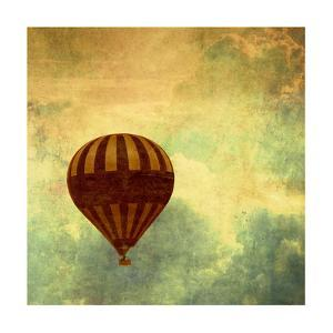 Air Balloon Ride by Gail Peck