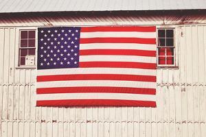American Barn by Gail Peck