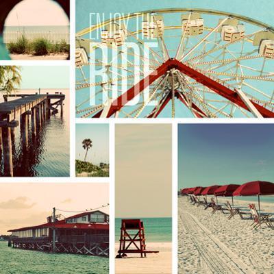 Beach Life II by Gail Peck