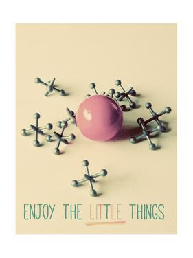Enjoy the Little Things by Gail Peck