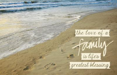 Family Love by Gail Peck