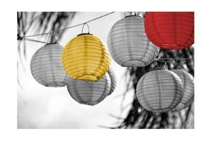 Lanterns by Gail Peck