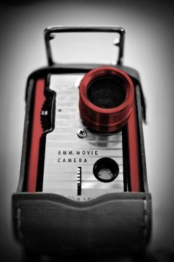 Red Camera by Gail Peck