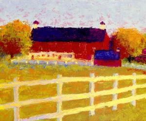 The Farm by Gail Wells-Hess