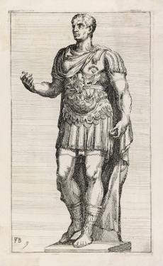 Gaius Julius Caesar Roman Emperor