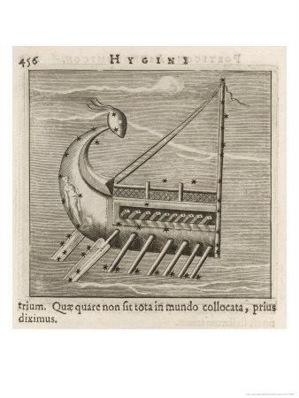 Argo Named after the Vessel Which Carried Jason and the Argonauts to Steal the Golden Fleece