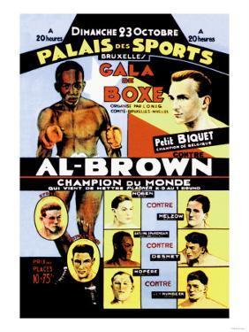 Gala of Boxing, Palace of Sport