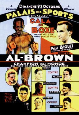 Gala of Boxing, Palace of Sport