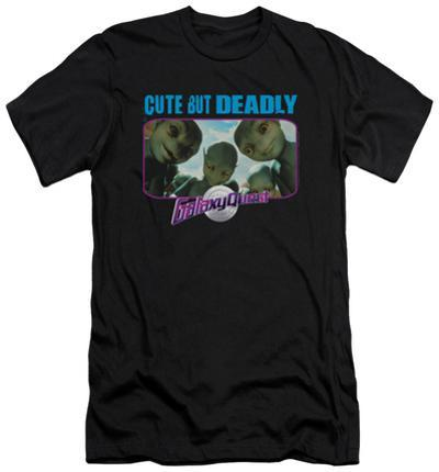Galaxy Quest - Cute But Deadly (slim fit)