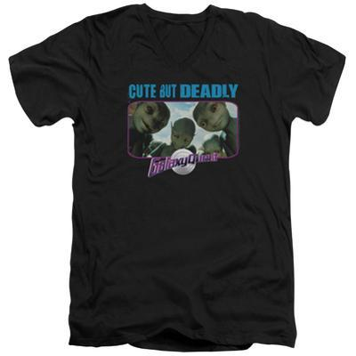 Galaxy Quest - Cute But Deadly V-Neck