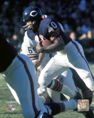 Gale Sayers 1969 Action