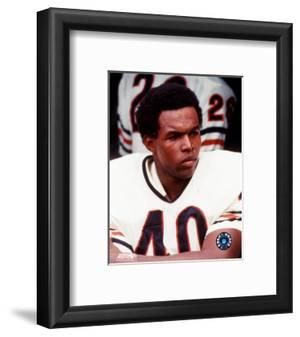Gale Sayers - Close up, sidelines