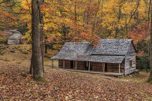 Bud Ogle Place With Barn Comp 2 by Galloimages Online