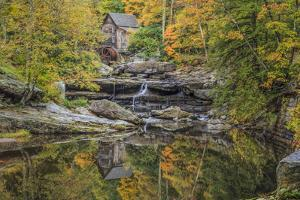 Grist Mill Fall 2013 2 by Galloimages Online