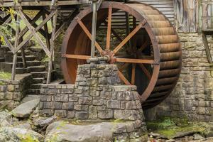 Grist Mill Fall 2013 3 by Galloimages Online