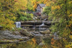 Grist Mill Fall 2013 5 by Galloimages Online