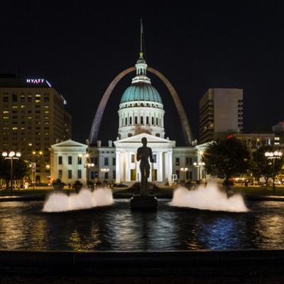St. Louis Keiner Plaza 2 by Galloimages Online