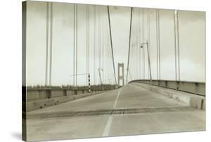 Galloping Gertie: The Tacoma Narrows Bridge, 1940