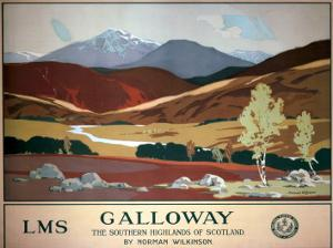 Galloway, LMS, c.1927