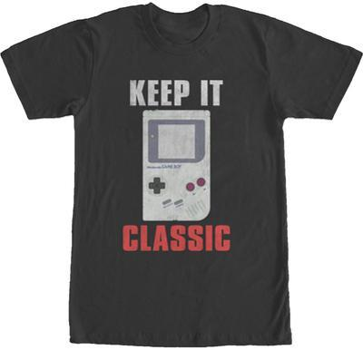 Game Boy- Keep It Classic