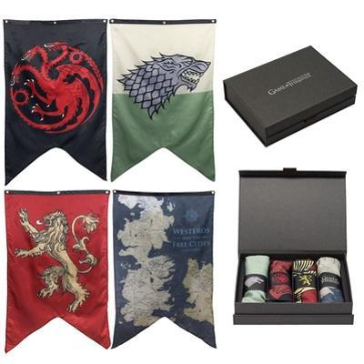 Game of Thrones - Banner Gift Set
