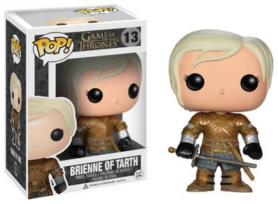 Game of Thrones - Brienne of Tarth POP TV Figure