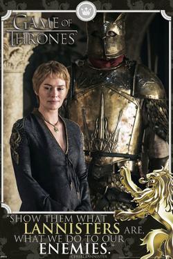 Game Of Thrones- Cersei
