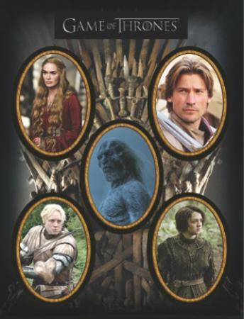 Game of Thrones - Character Magnet Set