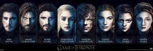 Game Of Thrones – Characters