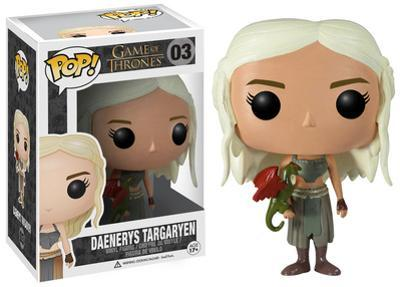 Game of Thrones - Daenerys Targaryen POP TV Figure