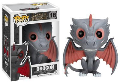 Game of Thrones - Drogon POP TV Figure