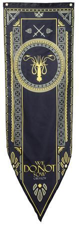 Game Of Thrones - Greyjoy Tournament Banner