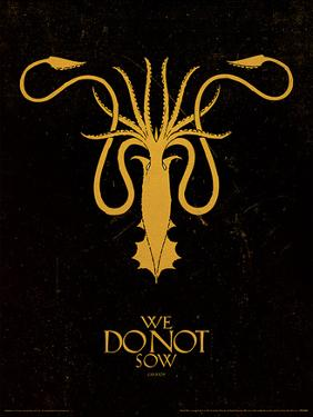 Game of Thrones - Greyjoy