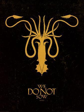 Game of Thrones - Greyjoy