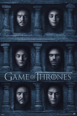 Game Of Thrones- Hall Of Faces