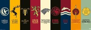Game Of Thrones- House Sigils