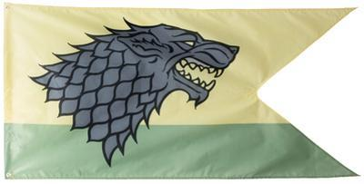 Game of Thrones - House Stark Outdoor Flag