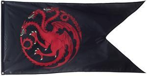 Game of Thrones - House Targaryen Outdoor Flag