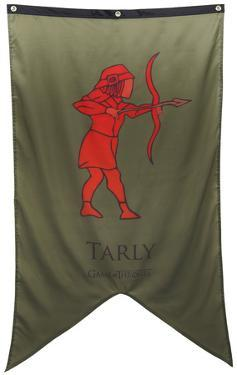 Game Of Thrones- House Tarly Banner